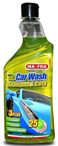 Ma-Fra 8005553013318 Shampoo e Cera Auto