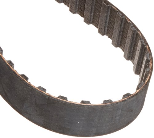 "Gates 510H100 PowerGrip Timing Belt, Heavy, 1/2"" Pitch, 1"" Width, 102 Teeth, 51.00"" Pitch Length"