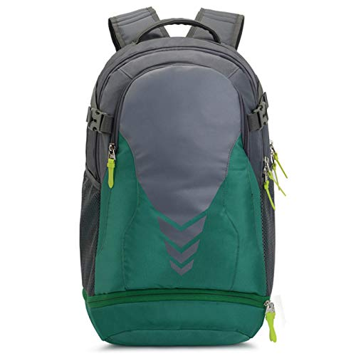 HUANGDANSEN Running Backpack 35L Outdoor Sports Bag, Basketball Backpack, Gym Bag, Laptop Backpack, Waterproof Hiking Backpack, Gym Bag