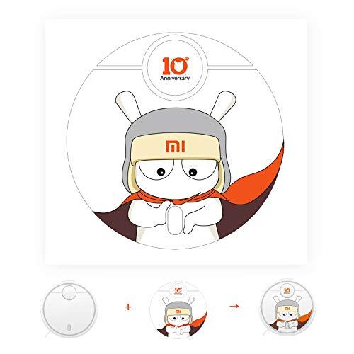 Xiaomi MiHome Robot Aspirateur Édition 10ème Anniversaire Sticker