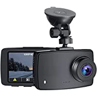 1080p Dashboard Camera Recorder for $39.59