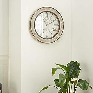 41wt1XciW-L._SS300_ Coastal Wall Clocks & Beach Wall Clocks