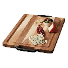 Artisanal Kitchen Supply® 20-Inch x 15-Inch Cutting Board with Handles | Bed Bath & Beyond
