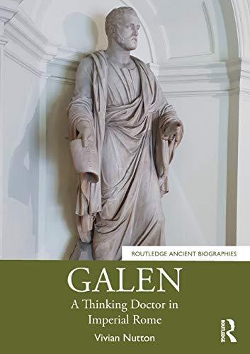 Galen (Routledge Ancient Biographies)