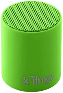iFrogz Coda POP Bluetooth Speaker - Retail Packaging - Lemon Lime