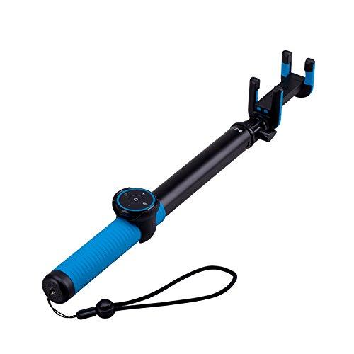 MOMAX Wireless Selfie Stick, 150Cm, Blue