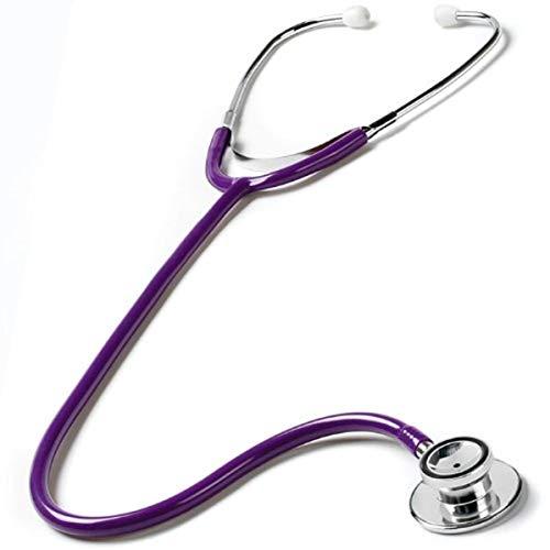 NCD Medical/Prestige Medical S108-PUR - Estetoscopio de doble campana, color morado