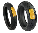 CONTINENTAL MOTION Tire Set 120/70zr17 Front & 180/55zr17 Rear 180 55 17 120 70 17 2 Tire Set