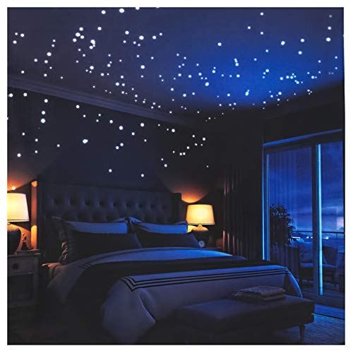 Best Glow in The Dark Stars Stickers, Galaxy for Ceiling!