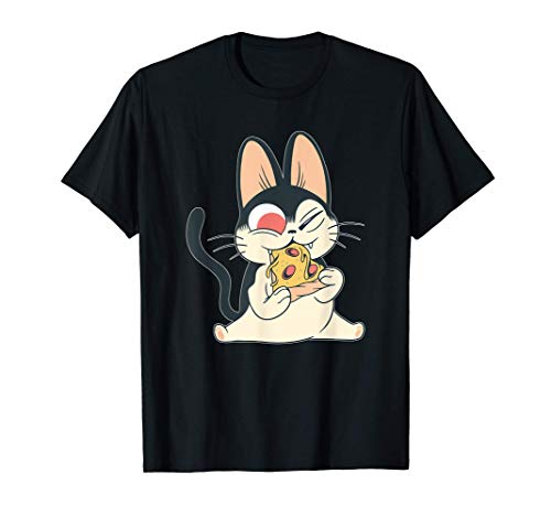 Pizza Cat Kawaii Anime Neko Gato Japones Otaku Chico Chica Camiseta