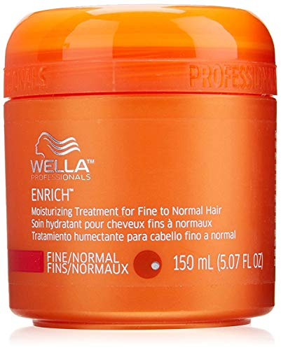 WELLA Enrich Moisturizing Treatment for Coarse Hair 5.07oz