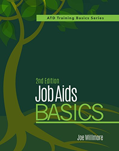 Compare Textbook Prices for Job Aids Basics Atd Training Basics 2 Edition ISBN 9781562866365 by Willmore, Joe