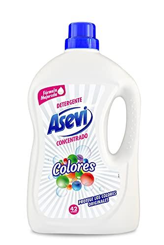 Asevi 23563 Detergente para Ropa de Color