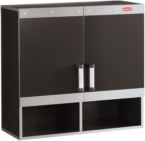 Rubbermaid Fast track Garage Storage System Wall Cabinet,