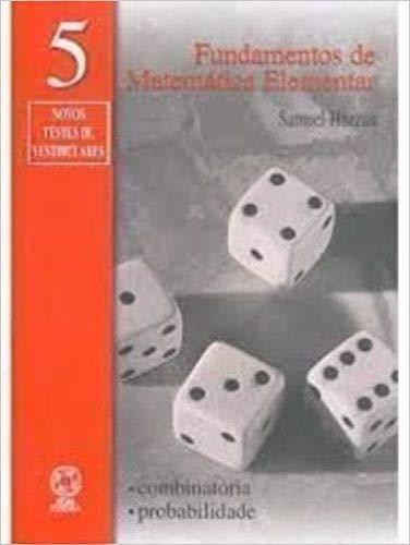 Fundamentos de matemática elementar V. 5