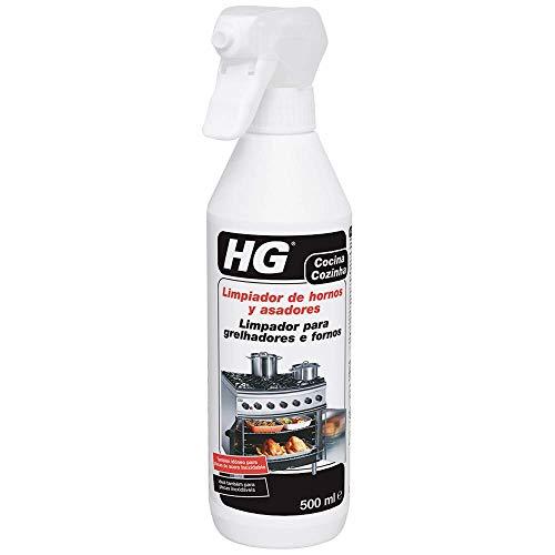 HG 138050130 asadores 500 ml-eficaz Limpiador de hornos Que