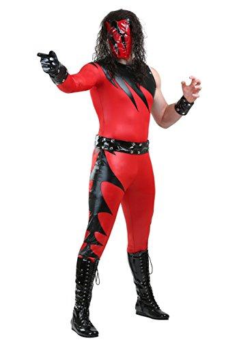 WWE Kane Herren Kostüm - S