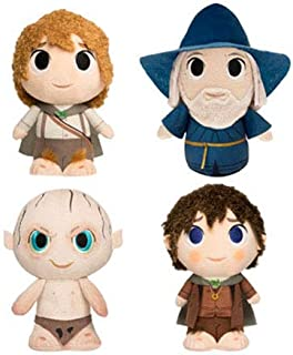 Funko Supercute Plushies: Lord of the Rings Collectible Plush, 8-inch (Set of 4)