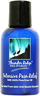 Thunder Ridge Emu Products Intensive Pain Relief, 8 Ounce