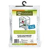 VERDELOOK Telo di Ricambio in PVC Trasparente per Serre cod: 647 e 647/19