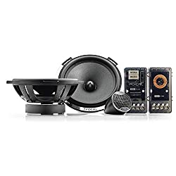 Focal PS 165 6.5 inc 160 Watts RMS 2-Way Performance Series Component Speakers System