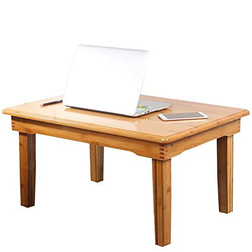 CTC Escritorio de Computadora Plegable,Mesa de Estudio de Mesa de Cama,Mesa de...