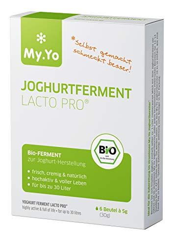 My.Yo Bio Joghurtferment + Bifidobakterien, 6x5g