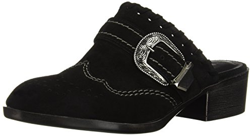 Dirty Laundry by Chinese Laundry Women's Waltz Mule, Black Suede, 9 M US