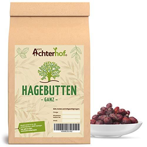 vom Achterhof 1 kg Hagebutten ganz naturrein schonend getrocknet in Lebensmittelqualität die Vitamin C Quelle