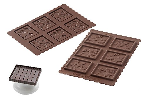 Silikomart 22.173.77.0165 CKC13 COUNTRY - SILICONE MOULD
