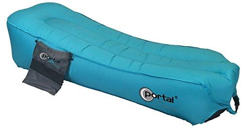 Portal Jersey Bag lucht-sofa opblaasbare ligstoel Air Lounger camping ligstoel tuinbank zitzak sofa