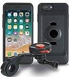 Tigra Sport Fit Clic Neo Kit Bicicleta Separado para iPhone 6+/6S +/7+/8+ TPU/policarbonato