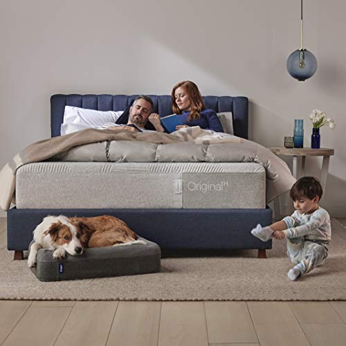 Casper Original Hybrid Mattress, King, 2020 Model