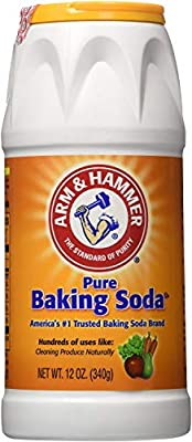 Arm and Hammer Pure Baking Soda Shaker 12 Ounce(3)