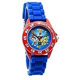 Paw Patrol Marshall Chase & Co. - Reloj de pulsera analógico para niños