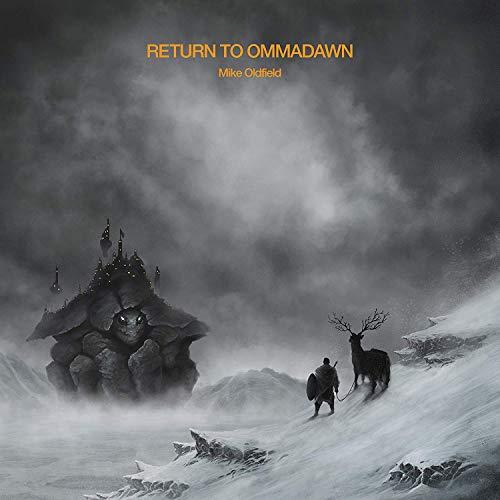 RΕΤՍRΝ ΤΟ ΟΜΜΑⱰΑԜΝ. CD + DVD