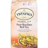 Best Rooibos Teas - Twinings of London Pure Rooibos Herbal Red Tea Review