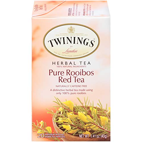 Twinings of London Pure Rooibos Her…