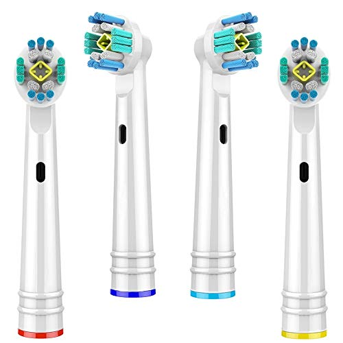 Recambio cepillo de dientes para Oral-B,Precision Clean recambios cepillo compatible con cabezal...