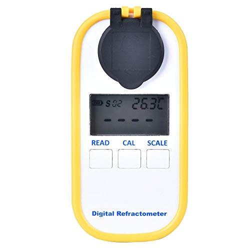 Kaffeekonzentrationsmesser TDS-Messwerkzeug-Refraktometer für den Heimgebrauch im Coffee Shop