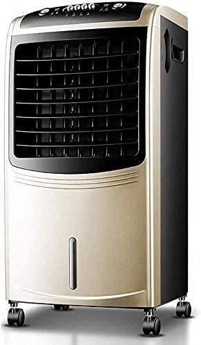 Silent Ventilador eléctrico Aire acondicionado Ventilador de aire libre frío refrigerador de aire Agua refrigerada refrigerador refrigerador pequeño aire acondicionado refrigerador de aire (tamaño: co