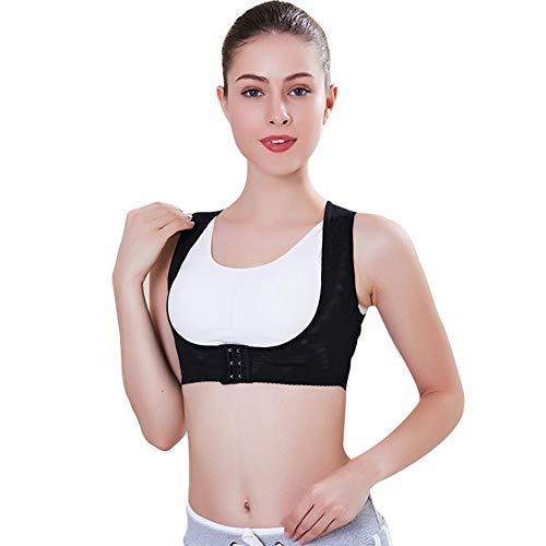 bulrusely Haltungskorrektor Atmungsaktiv Invisible Underwear Hunchback Correction Belt Für Damen Clavicle Chest Back Support Brace Verbessert Die Linderung Von Körperhaltung Und Rückenschmerzen