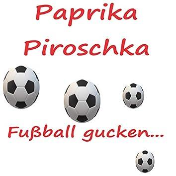 Fußball Gucken...