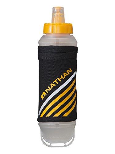 Nathan Exoshot, Black/Orange, 355 ml, 4856NBO
