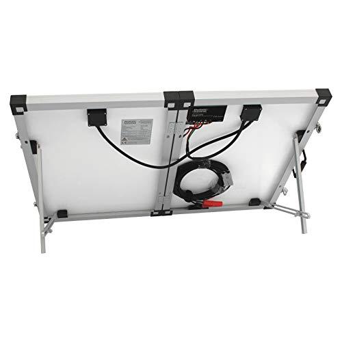 100W 12V Photonic Universe portable folding solar charging kit