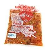 Louisiana, Crawfish Tail Meat Wild Frozen Yellow, 16 Ounce