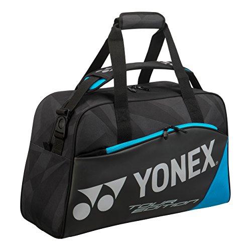 YONEX Pro Medium Sized Boston Bag Klassische Sporttaschen, schwarz, One Size