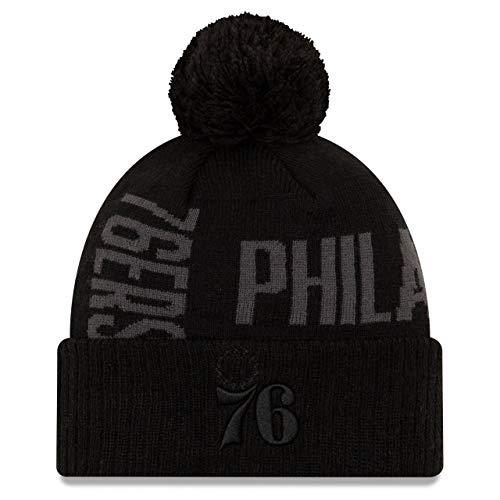 New Era Bobble Beanie NBA TIP OFF Philadelphia 76ers