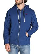 Levi's New Original Zip Up Heren Sweater