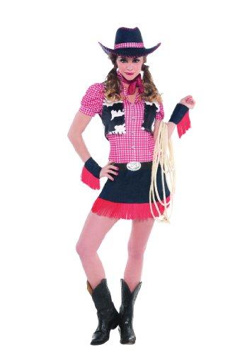 Christy`s 996161 - Disfraz de vaquera para mujer (adulto)